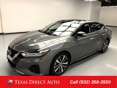 2019 Nissan Maxima SL Texas Direct Auto 2019 SL Used 3.5L V6 24V Automatic FWD Sedan Bose Premium