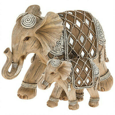 Crackling cloth elephant-also possible with name
