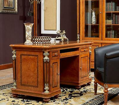 Wall Street Chef Computer Write Tables Real Handmade Office Design Wood Office