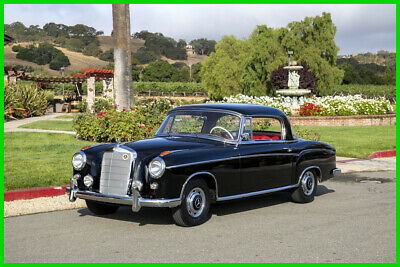 1960 Mercedes-Benz 200-Series Ponton 220SE Coupe RARE MERCEDES 220SE PONTON COUPE BEAUTIFUL RESTORED CONDITION SOLID FULL RCRDS