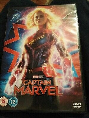Captain Marvel [DVD]