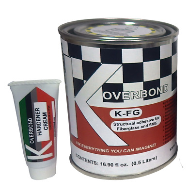 Structural Adhesive for Fiberglass and SMC - KFG
