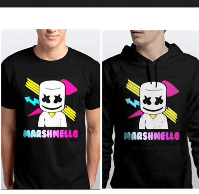 NEW MARSHMELLOW Fornite T shirt Youth Kids and Adult TEE Sizes Available Xs-3xl