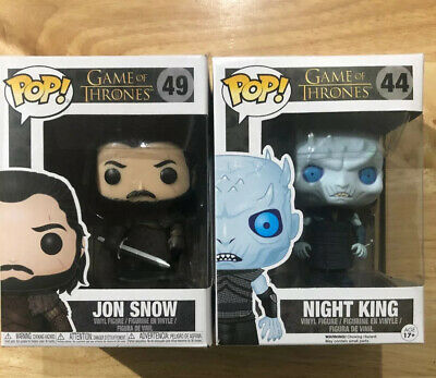Funko POP Game of Thrones: Jon Snow and the Night King