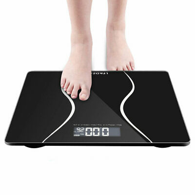 BMI Smart Bathroom Scales Digital Weight and Body Fat Scale 400 lbs Capacity