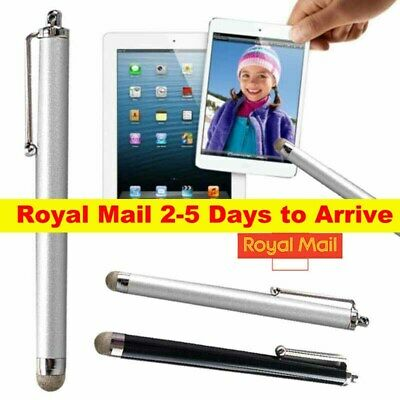 Microfibre Tip Capacitive Touch Screen Stylus Pen For Tablet iPad Laptop