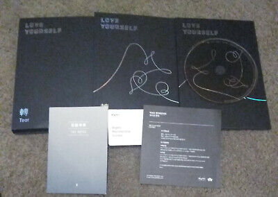 BTS [LOVE YOURSELF 轉 'TEAR'] 3rd Album Version U