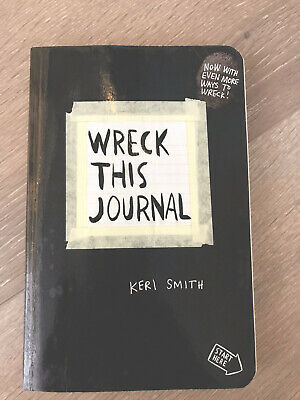 Wreck This Journal Keri Smith