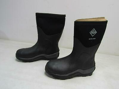 Muck Boot Men's US 9 Insulated Arctic Sport WP Winter Boot Black 090017