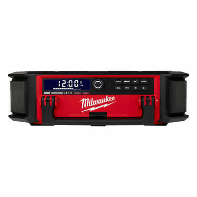 Milwaukee 2950-20 M18 PACKOUT Bluetooth Radio Speaker with Battery Charger