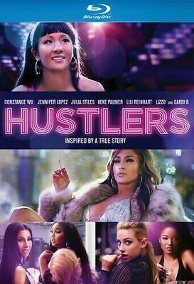 Slip Cover only for Hustlers 2019 4K UHD / NO movie disc included