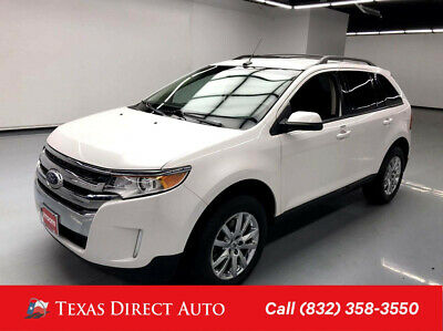 2014 Ford Edge SEL Texas Direct Auto 2014 SEL Used 3.5L V6 24V Automatic AWD SUV