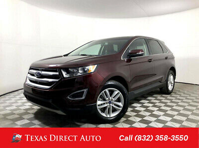 2017 Ford Edge SEL Texas Direct Auto 2017 SEL Used Turbo 2L I4 16V Automatic AWD SUV Premium