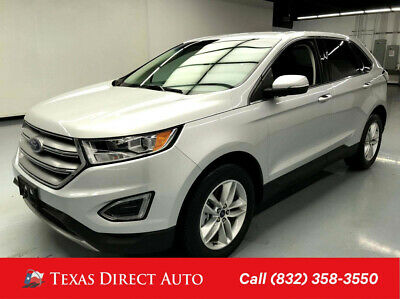 2017 Ford Edge SEL Texas Direct Auto 2017 SEL Used 3.5L V6 24V Automatic AWD SUV Premium