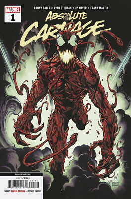 Absolute Carnage #1 (Of 5) 4Th Printing (2019) | Marvel Comics | Near Mint