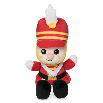 Disney Parks Wishables  Plush Toy Soldier Merry Christmas Holiday Series NWT