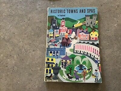 Historic Towns and Spas in England Booklet