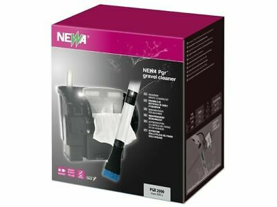 @ Newa Power Gravel Cleaner Pgr 2000 Aquarium Systems Fish Tank