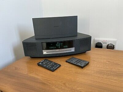 Bose DAB Wave Radio/CD/alarm With Two Remote Controls