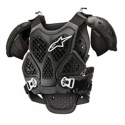 Alpinestars Bionic Body Armour Protection - Black Cool Grey All Sizes
