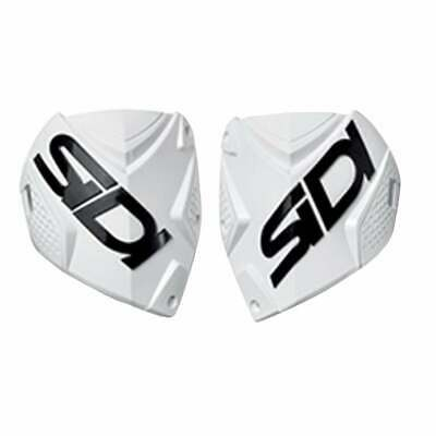 Sidi Crossfire 2 Shin Plate Boots Motocross Boot Spares - White One Size