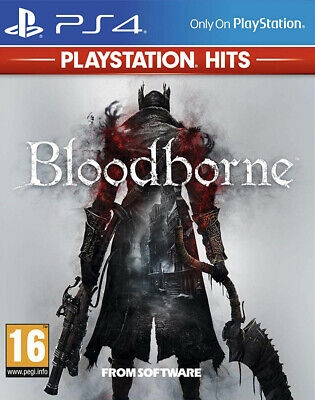 Bloodborne - PlayStation Hits (PS4)  NEW AND SEALED - IN STOCK - QUICK DISPATCH
