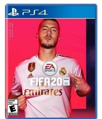 FIFA 20 PS4 Game BRAND NEW and Sealed