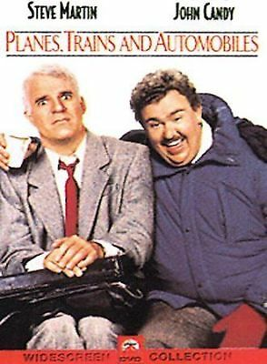 PLANES, TRAINS AND AUTOMOBILES - Steve Martin, John Candy (DVD, 2000)
