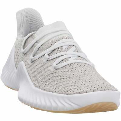 adidas Alphabounce Trainer  Casual Training  Shoes - White - Womens