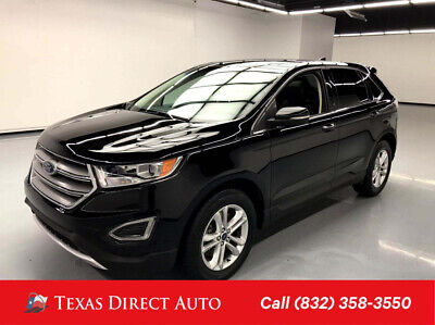 2016 Ford Edge SEL Texas Direct Auto 2016 SEL Used 3.5L V6 24V Automatic AWD SUV Premium
