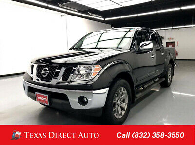 2019 Nissan Frontier SL Texas Direct Auto 2019 SL Used 4L V6 24V Automatic 4WD Pickup Truck