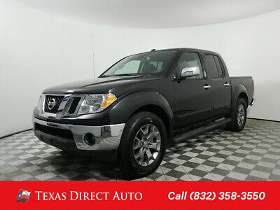 2019 Nissan Frontier SL Texas Direct Auto 2019 SL Used 4L V6 24V Automatic RWD Pickup Truck