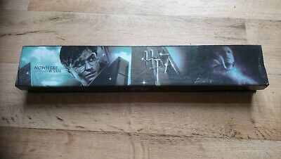 Harry Potter & The Deathly Hallows Part 2 Boxed Wand
