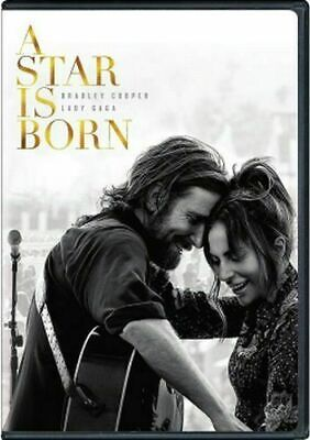 A Star Is Born (DVD, 2018, 2-Disc Set, Special Edition) FACTORY SEALED