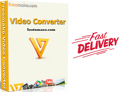 Freemake Video Converter Gold 4.1 🔥🔥 Version Life Time License🔥🔥
