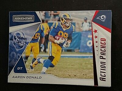 """2019 Panini Rookies & Stars Action Packed Insert """"You Pick"""""""