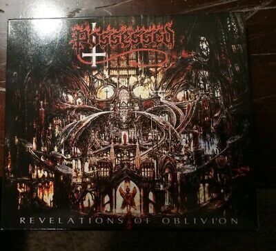 Possessed Revelations Of Oblivion CD ©2019 Nuclear Blast