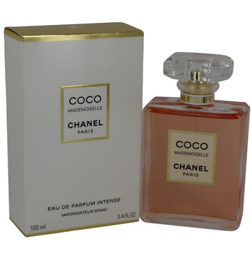 Coco Mademoiselle Chanel  for women 3.4 oz Eau De Parfum Brand New & Sealed