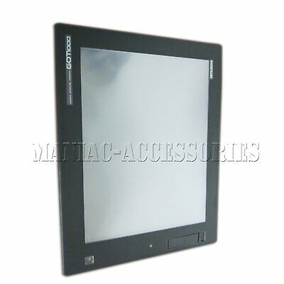 1PC Used Mitsubishi touch screen GT1685M-STBA GT1685MSTBA Fully tested