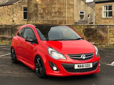 ✅ 2011 61 Vauxhall Corsa Limited Edition 3Dr + Mega Low Miles + Media Screen