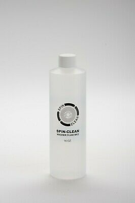 Spin-Clean Record Washer System MKII-Replacement Cleaning Fluid-16oz Bottle-New