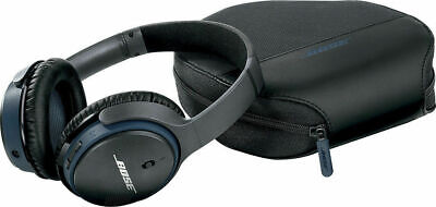 Bose SoundLink Wireless Around Ear Headphones II   BLACK WITH ALL SOUNDLINK II