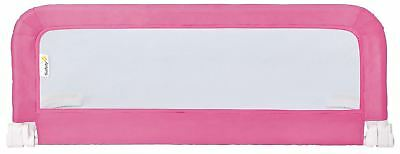 Safety 1St PORTABLE BED RAIL - PINK Baby Child Safety BN