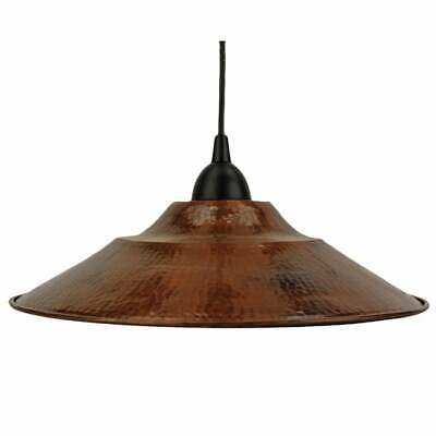 Premier Copper Products Handmade Copper 13-inch Large Round Copper 13 x 3.5