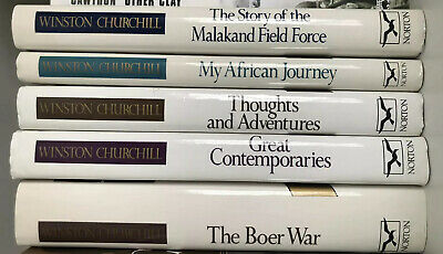 Books by Winston Churchill
