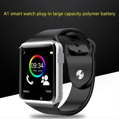 G Bluetooth Waterproof Smart Watch Phone Mate For Samsung LG iphone IOS Android