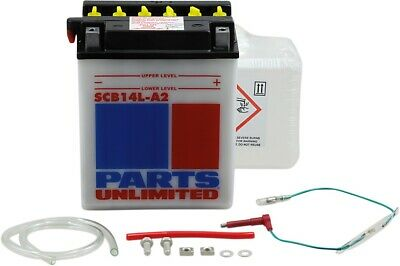 Heavy-Duty Battery w/ Sensor 12V 14Ah