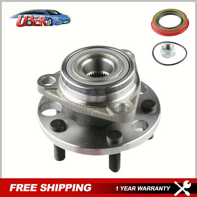Note: 4WD One Bearing Included with Two Years Warranty 2000 fits GMC K2500 Front Left Wheel Bearing and Hub Assembly