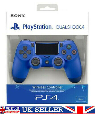Playstation 4 Ps4 Dualshock 4 Wireless Controller V2 New Boxed -Official