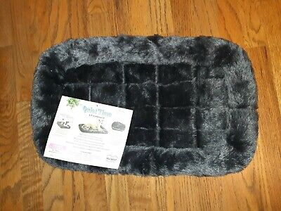 Home Garden Patio Outdoor MidWest Deluxe Bolster Pet Bed for Dogs Cats NEW